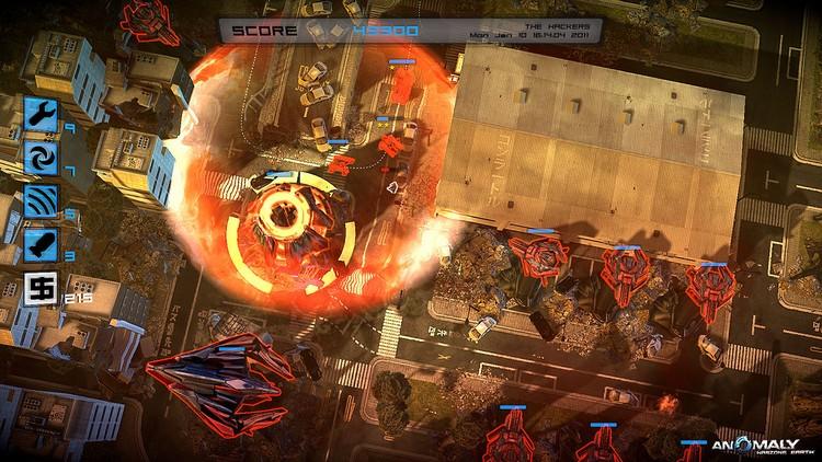 Anomaly: Warzone Earth - необычная смесь экшена и стратегии, помноженная на