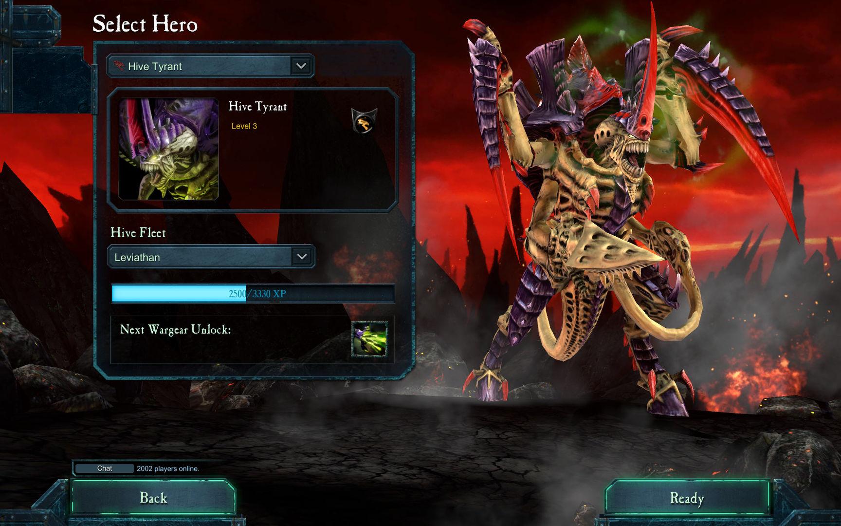 Warhammer 40 000 dawn of war ii скачать