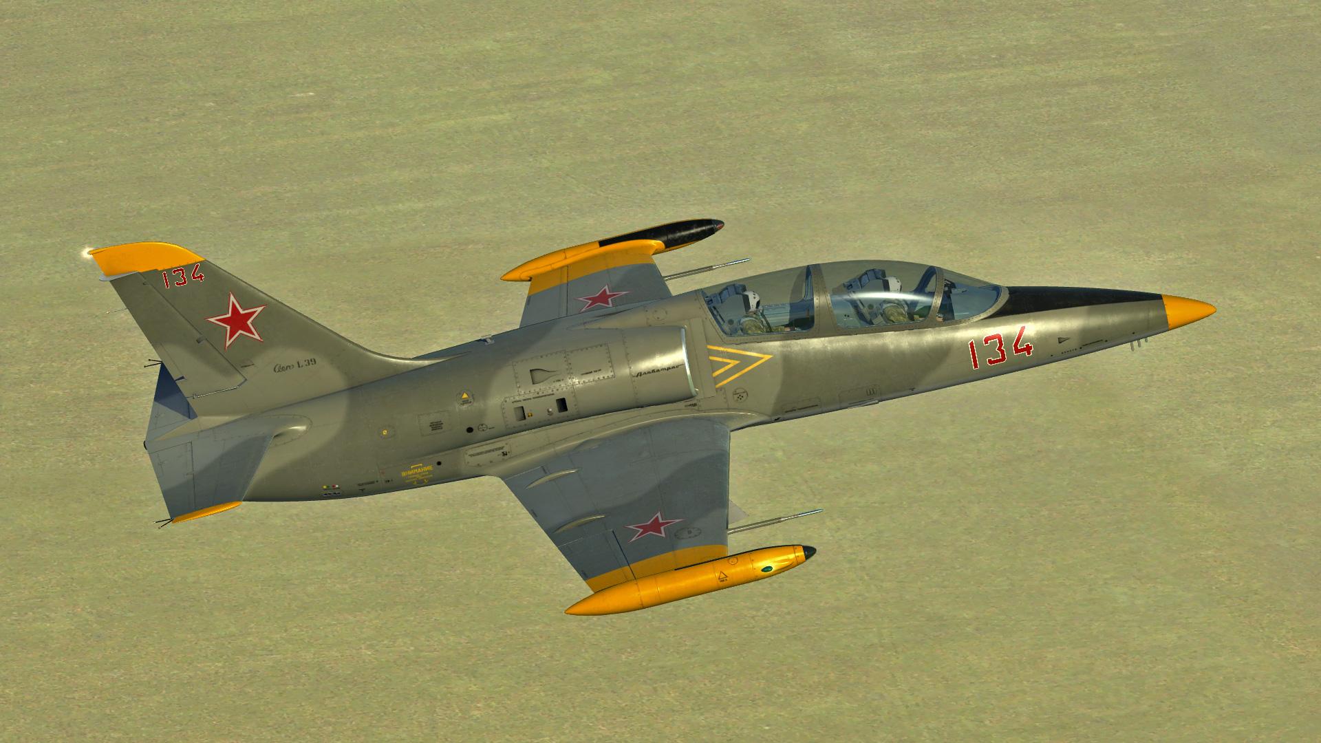 Купить DCS: L-39 Albatros, модуль DCS World (RU) и скачать: https://yuplay.ru/product/14688428/