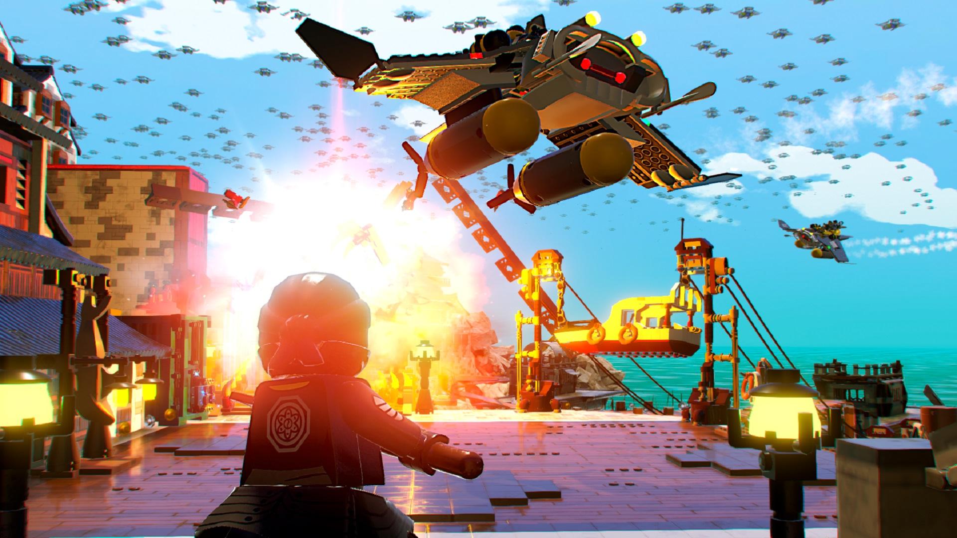 Скачать the lego movie video game на android.